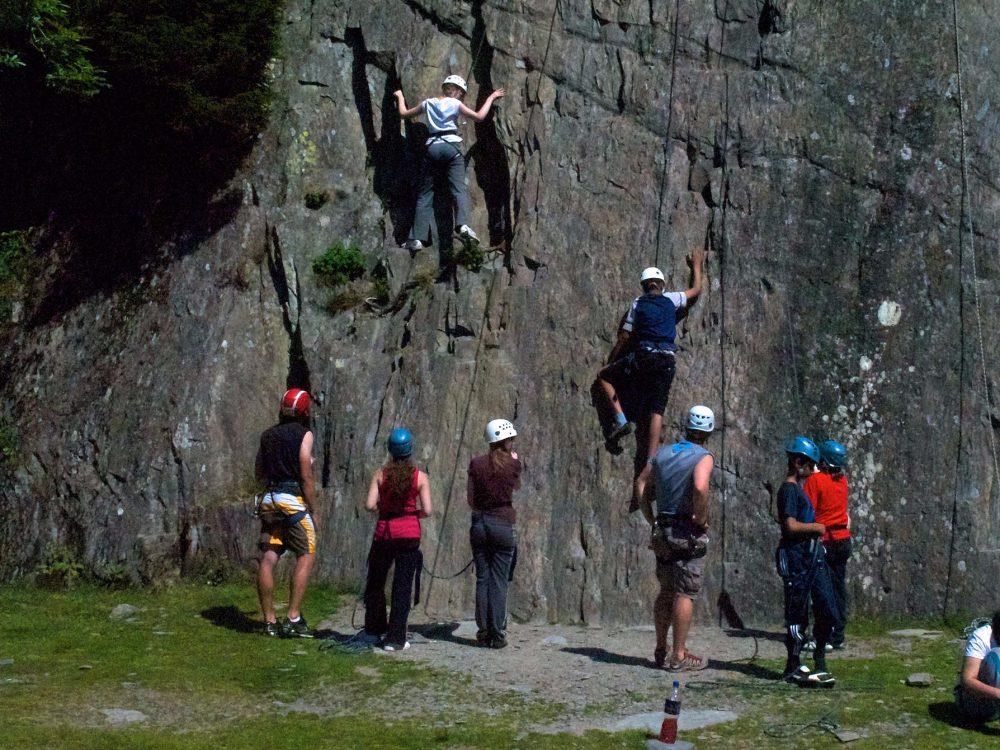 Kids Climbing Activities Header